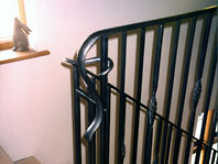 Staircase Handrail and Balustrade